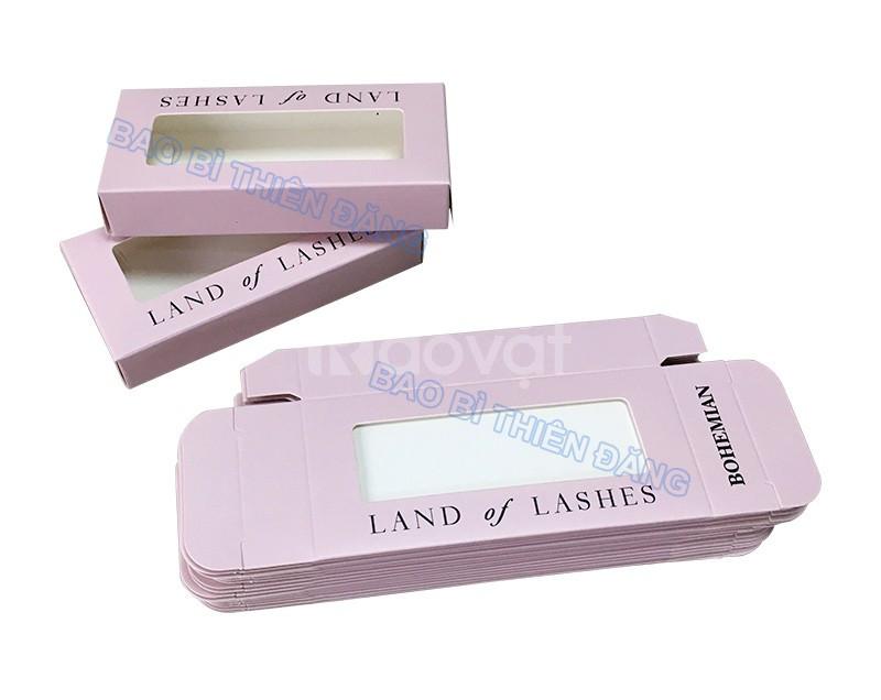 Sản xuất hộp giấy đựng mỹ phẩm đẹp, sang trọng giá rẻ tại HCM (ảnh 3)
