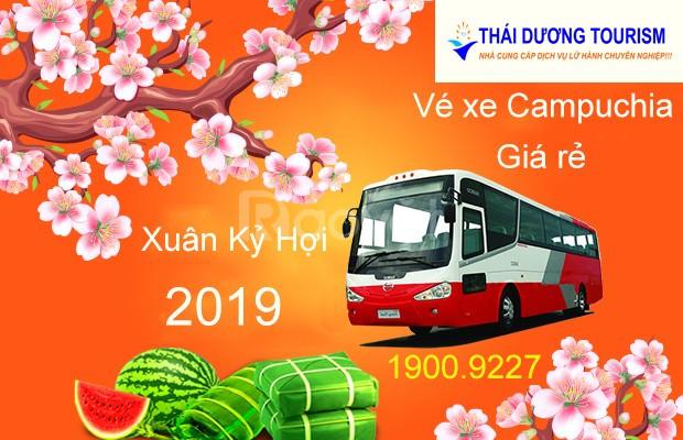 Xe đi Campuchia tết kỷ hợi 2019 - Du lịch Thái Dương