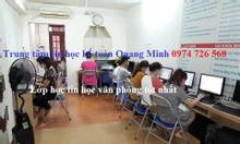 Tìm trung tâm tin học tốt ở Hà Nội