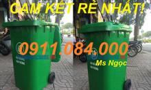 Phân phối thùng rác 120L 240L rẻ