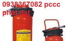 Bơm bình chữa cháy tại HCM