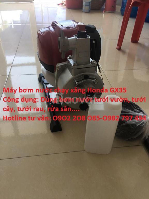 Bán máy cắt cỏ, máy xạc cỏ, bơm nước mini chạy xăng honda gx35