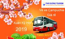 Vé xe tết đi Campuchia xuân Kỷ Hợi - du lịch Thái Dương