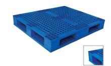 Pallet nhựa P307-2 được làm 100% bằng nhựa nguyên sinh HDPE