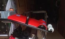 Máy đầm cóc chạy xăng động có Honda Thái Lan