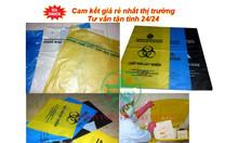 Túi đựng rác thải y tế cao cấp giá sỉ