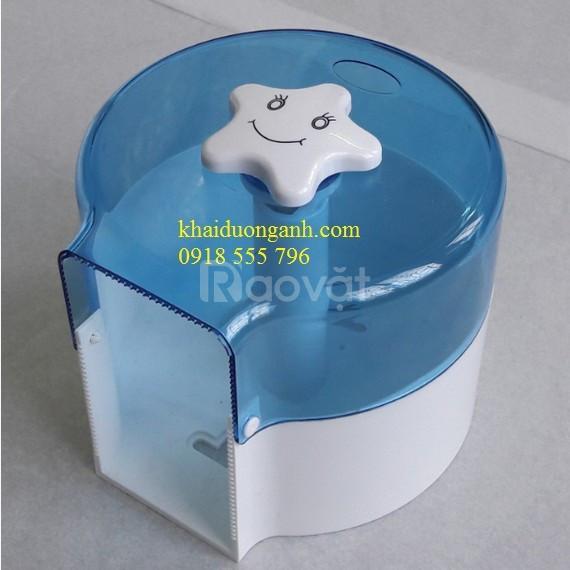 Hộp đựng giấy cuộn lớn, hộp đựng giấy lau tay, hộp đựng nước rửa tay (ảnh 8)