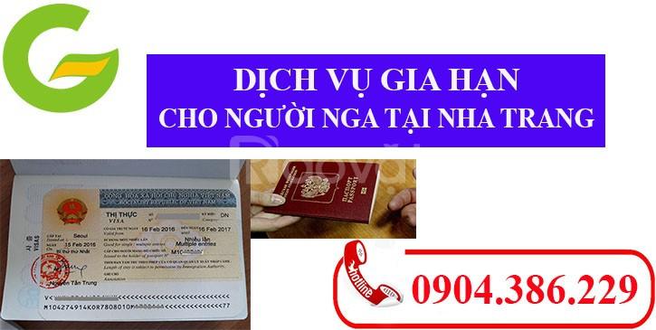 Dịch vụ gia hạn visa cho người Nga tại Nha Trang, Việt Nam