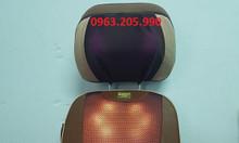 Đệm massage giảm đau toàn thân Nhật Bản, ghế mát xa hồng ngoại