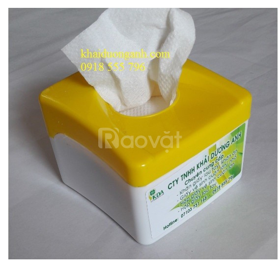 Hộp đựng giấy cuộn lớn, hộp đựng giấy lau tay, hộp đựng nước rửa tay (ảnh 5)