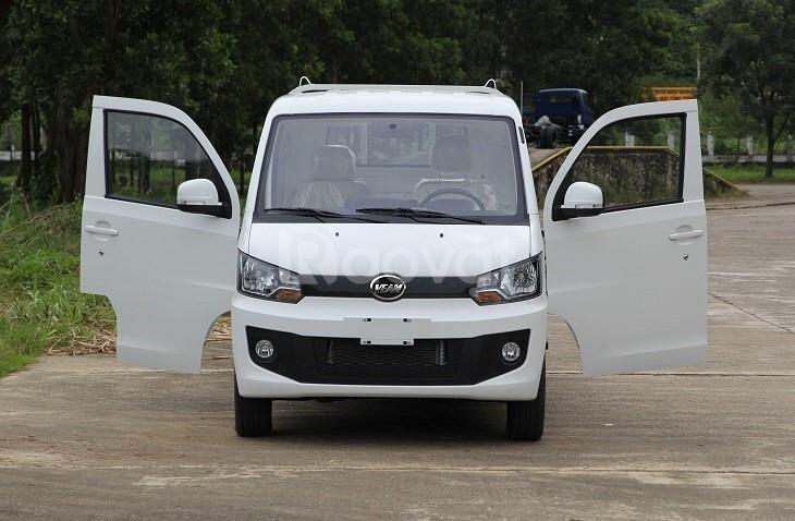 Xe tại miền tây Veam VPT095 990kg, động cơ lớn 1.5, thùng dài 2m6 (ảnh 8)
