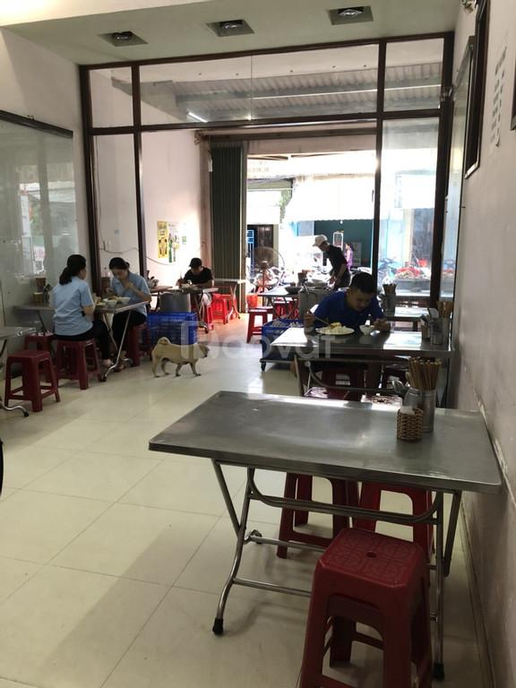 Cần bán nhà đang ở trước chợ Hòa Khánh (ảnh 1)