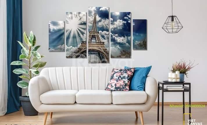 Tranh treo tường phòng khách đẹp