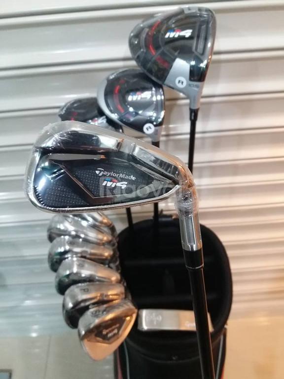 Bộ gậy golf Taylormade M4 hàng chính hãng mới 100%
