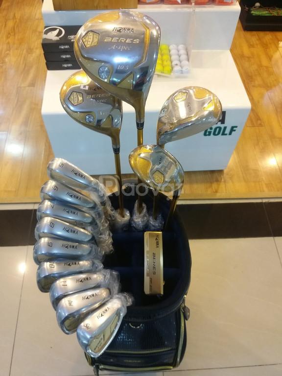 Bộ gậy golf Honma Beres Aspec 4 sao chính hãng