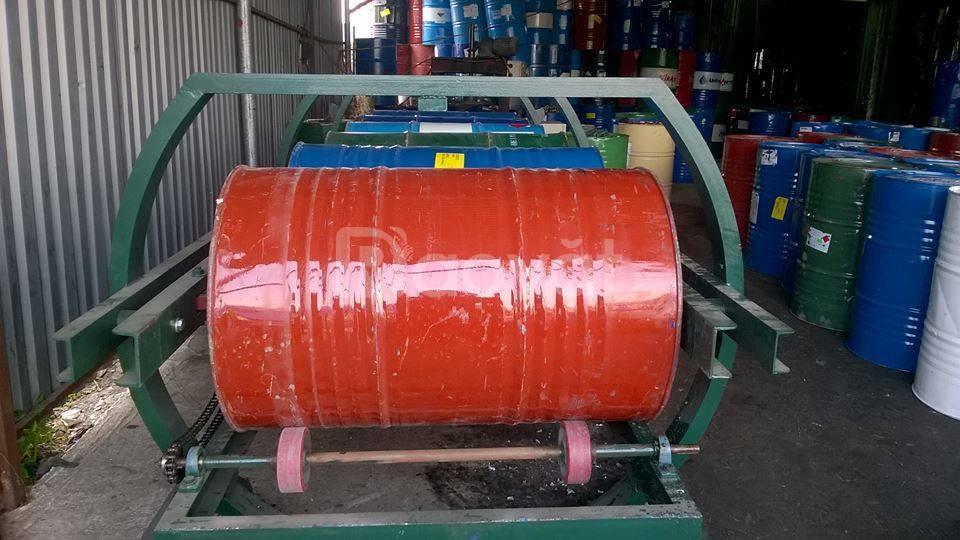 Máy rửa thùng phuy, máy sấy, mấy trộn, máy cán mực, cơ khí Huỳnh Tấn