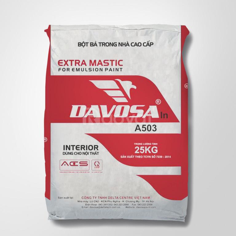 Mở đại lý sơn nội thất Davosa ưu đãi cao