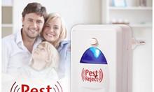 Máy Pest Reject đuổi chuột, muỗi và các loại côn trùng gây hại