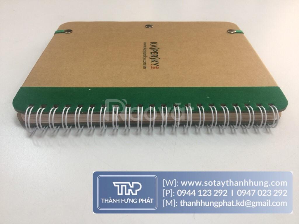 Xưởng sản xuất sổ loxo giá rẻ, in sổ tay loxo tại TPHCM
