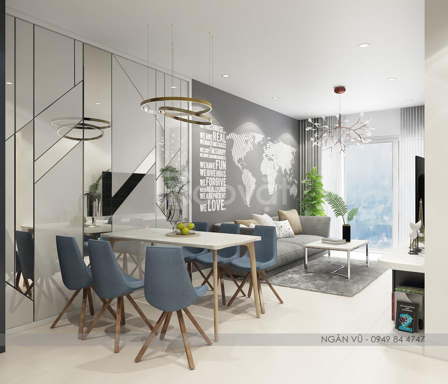 Thiết kế thi công nội thất giá tốt, đảm bảo chất lượng