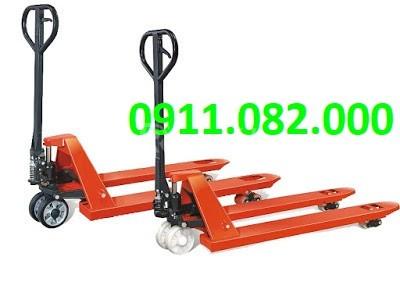 Chuyên cung cấp xe nâng tay thấp giá rẻ Cần Thơ xe nâng tay 2500kg