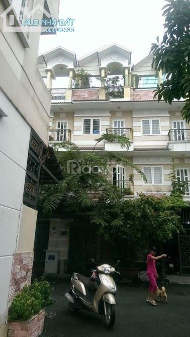 Nhà phố 4 lầu, bảo vệ 24/24 Nguyễn Oanh, Q.Gò Vấp (ảnh 1)