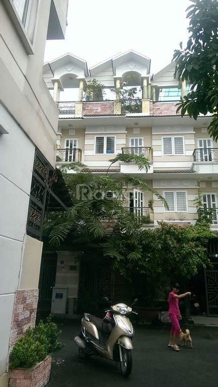 Nhà phố 4 lầu, bảo vệ 24/24 Nguyễn Oanh, Q.Gò Vấp (ảnh 5)