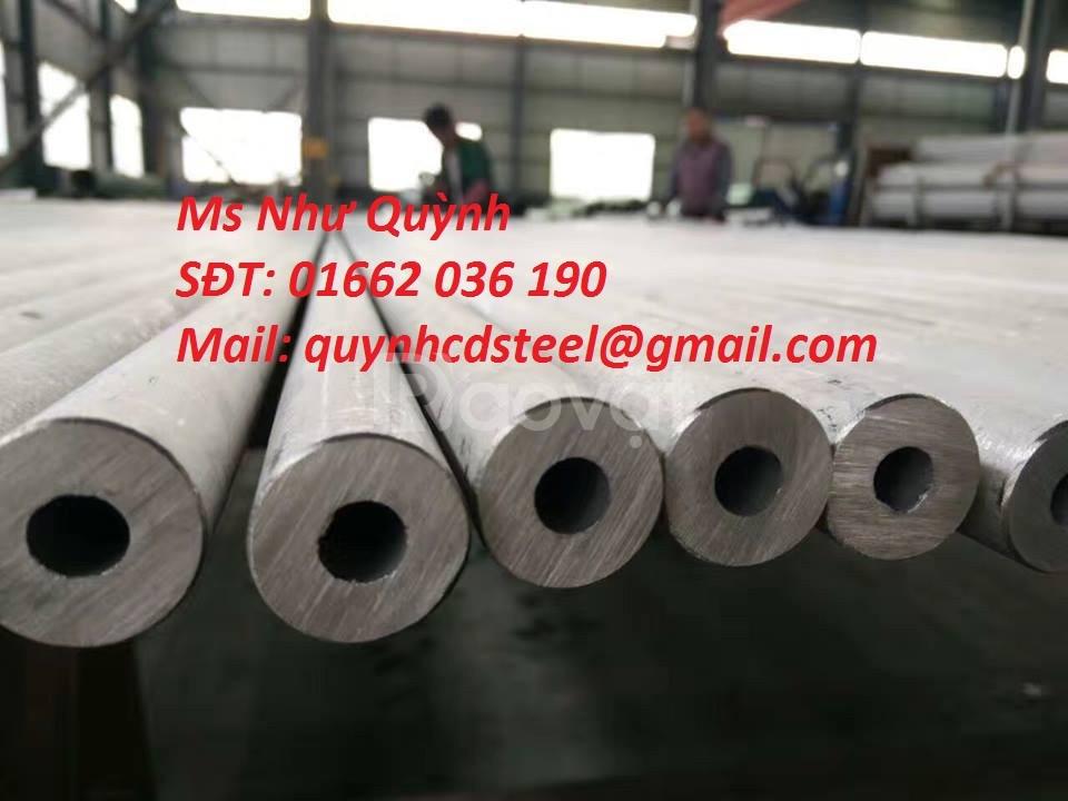 Thép hàn, ống đúc inox SUS316L, thép ống nhà máy Trung Quốc
