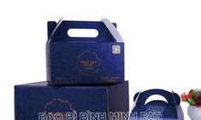 In hộp giấy cao cấp đẹp, sang trọng giá rẻ tại TPHCM