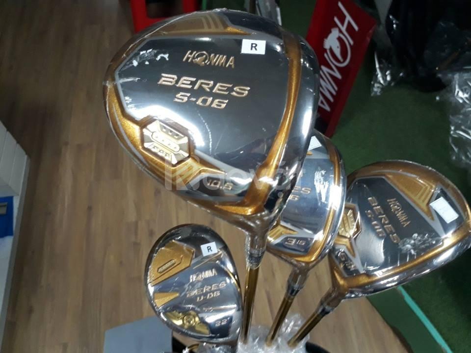 Bộ gậy golf Honma Beres S-06 4 sao new model Honma golf