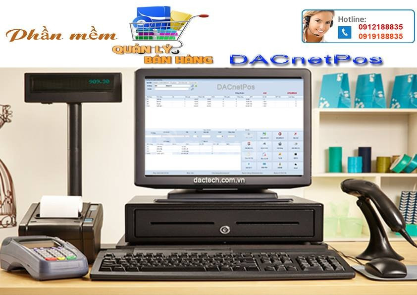 Phần mềm quản lý Shop Mẹ&Bé