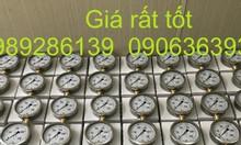Đồng hồ áp suất đồng hồ đo áp suất thiết bị đo áp suất đồng hồ afriso