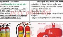 Bơm bình chữa cháy tại Phú Quốc