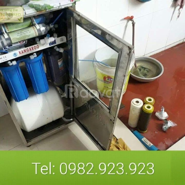 Thay lõi lọc nước karofi tại Đinh Tiên Hoàng