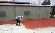 Sơn chống nóng Cadin giảm 9 tới 12 độ cho tường đứng, mái tôn