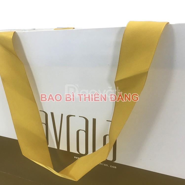 In túi giấy chất lượng cao, đẹp, sang trọng giá rẻ (ảnh 3)