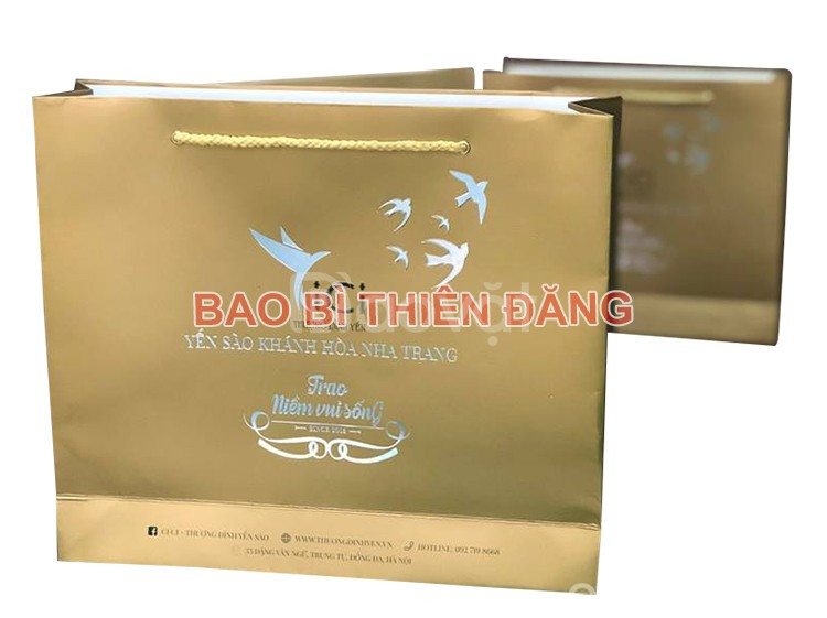 In túi giấy chất lượng cao, đẹp, sang trọng giá rẻ (ảnh 5)