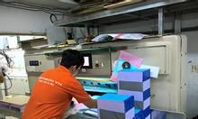 Tuyển thợ cắt thành phẩm in offset tại Bình Thạnh