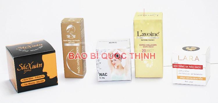 In ấn hộp giấy đựng mỹ phẩm chất lượng cao TPHCM (ảnh 5)