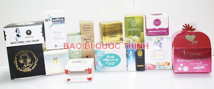 In ấn hộp giấy đựng mỹ phẩm chất lượng cao TPHCM (ảnh 2)