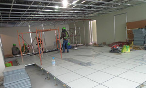 Báo giá và cung cấp sàn nâng kỹ thuật chống tĩnh điện giá rẻ