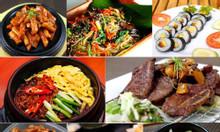 Địa chỉ học nấu ăn hàn quốc tại Hà Nội
