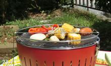 Bếp nướng than hoa không khói, bếp nướng thịt ngoài trời