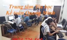 Tìm địa chỉ dạy tin học tốt ở Hà Nội