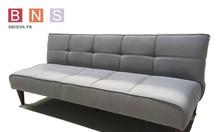 Sofa giường BNS 2021V (Xám Tro Nhạt)