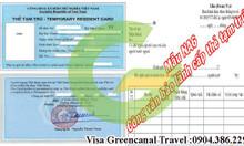 Thẻ tạm trú là gì, làm thẻ tạm trú cho người nước ngoài như thế nào