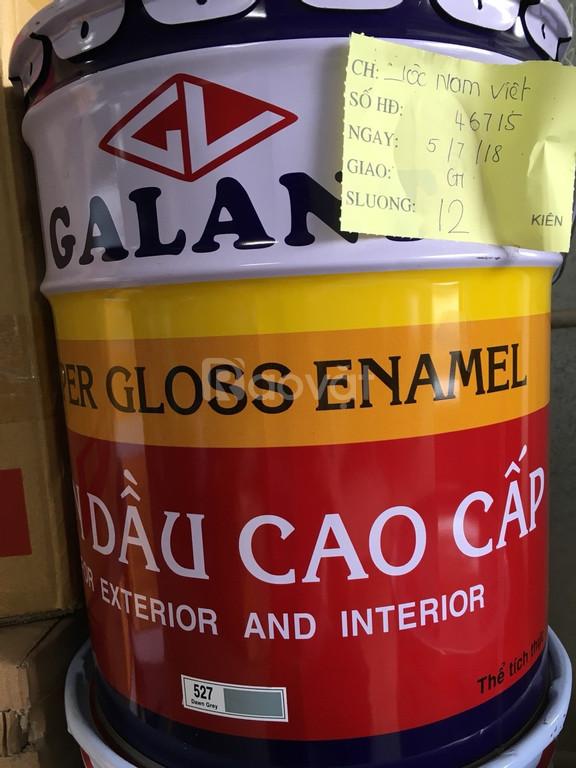 Sơn dầu Galant màu xám 527 giá rẻ