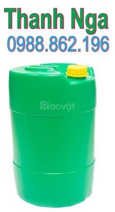Can nhựa, can nhựa trắng, can nhựa xanh, can nhựa đựng hóa chất, can,=