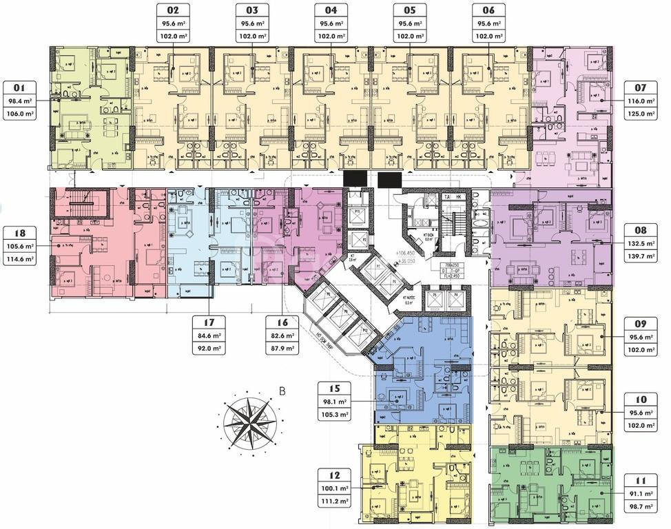 Ra mắt chung cư vị trí vàng trung tâm Cầu Giấy - CK 3% - LS 0% (ảnh 4)