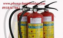 Nạp sạc bình chữa cháy dạng bột MFZ4 giá rẻ